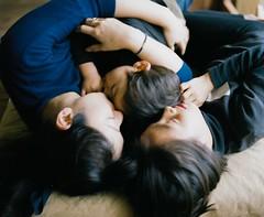 My world (Yuki Ishikawa Photography) Tags: pentax67 mother motherandchildren mediumformat filmphotography film フィルム フィルム写真 奄美大島 子供 母と子 バケペン 中判カメラ