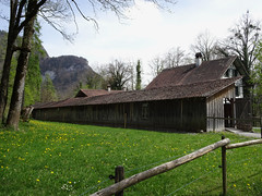 Seilerei im Ballenberg (Priska B.) Tags: s seilerei ballenberg freilichtmuseum schweiz switzerland swiss svizzera brienzwiler brünig frühling ostern lang holzhaus