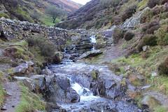 IMG_1878 (Simon M Hendry) Tags: unitedkingdom cardingmillvalley longmynd shropshire shropshirehills water trail track path hills waterfall winter england