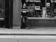 Fag break on Vicar lane, Leeds 1. (Please follow my work.) Tags: blackandwhite blackwhite bw biancoenero inbiancoenero bianco brilliantphoto blanco blancoynegro blancoenero candid city citycentre vicarlaneleeds d7100 dark england enblancoynegro ennoiretblanc excellentphoto excellent flickrcom flickr google googleimages gb greatbritain greatphoto interesting leeds ls1 leedscitycentre mamfphotography mamf monochrome nikon nikond7100 northernengland noiretblanc noir negro onthestreet man male photography photo pretoebranco photograph photographer person quality qualityphotograph road schwarzundweis schwarz sex street town uk unitedkingdom urban westyorkshire yorkshire zwartenwit zwartwit zwart smoking smoker