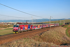 ZSSK 350.007 ● IC 524 ● Smižany ● 15.04.2019 (Michal350) Tags: train vlak gorila macejko ic 524 350007 iihf