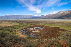 View from Mount Sunday - Ashburton Lakes - New Zealand (Valentin.LFW) Tags: newzealand nouvellezeland south hemisphere photographer photography canon aotearoa birds wildlife landscape auckland