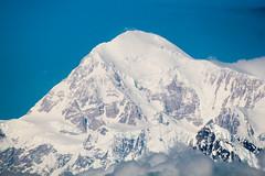 Summit of the Great One (RPahre) Tags: denali denalinationalpark bluesky mountain alaska