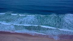 The Atlantic Ocean and Manasquan Beach at dusk, captured by DJI Mavic 2 Pro. (apardavila) Tags: atlanticocean djimavic2pro jerseyshore manasquan manasquanbeach aerial drone dronephoto dronephotography dusk duskphoto duskphotography quadcopter sky