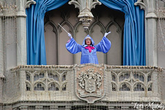 Let the Magic Begin (disneylori) Tags: letthemagicbegin welcomeshow disneycharacters characters magickingdom waltdisneyworld disneyworld wdw disney fairygodmother cinderella facecharacters