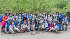 A7301394 (TravisPhd Chen) Tags: 康橋 青山校區 山訓 2018 607 mountain climbing training kang chiao international school elementary