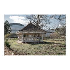 Shelter (John Pettigrew) Tags: shelter tamron d750 nikon decay andrews mundane documentary abandoned imanoot banal derelict urban angles st lines norwich johnpettigrew norfolk