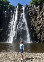 Cascade Niagara, Reunion / Водопад Ниагара, Реюньон /explore/2019/04/23 (dmilokt) Tags: природа nature пейзаж landscape гора mountain лес forest вода water водопад waterfall dmilokt