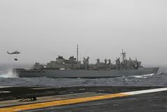 CVN 72 Underway (CNE CNA C6F) Tags: ussabrahamlincolncvn72 atlanticocean