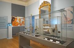 Les parfums dans l'Égypte antique (Musée international de la parfumerie, Grasse)