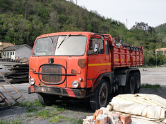Fiat 693 N 3 Assi (Maurizio Boi) Tags: fiat 643 camion autocarro truck lorry lkw old oldtimer classic vintage vecchio antique italy 693