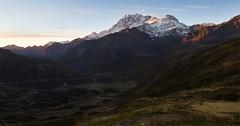 La piana del Sempione (cesco.pb) Tags: simplonpass passodelsempione alps alpi switzerland svizzera fletschhorn alba dawn sunrise canon canoneos60d tamronsp1750mmf28xrdiiivcld montagna mountains