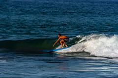 surfer (Greg M Rohan) Tags: male man blue wave waves surfboard surfer beach ocean saltwater sea australia bondibeach sydney bondi water d750 2019 nikon nikkor