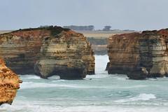 800_4653 (Lox Pix) Tags: twelveapostles australia victoria loxpix loxwerx landscape scenery seas seascape ocean greatoceanroad cliff clouds waves helicopter heritage