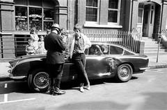 Mick Jagger's & Aston Martin DB/6. (Txemari - Argazki.) Tags: