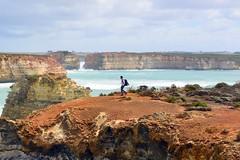 800_4618 (Lox Pix) Tags: twelveapostles australia victoria loxpix loxwerx landscape scenery seas seascape ocean greatoceanroad cliff clouds waves helicopter heritage