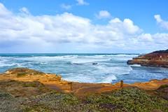 800_4526 (Lox Pix) Tags: twelveapostles australia victoria loxpix loxwerx landscape scenery seas seascape ocean greatoceanroad cliff clouds waves helicopter heritage