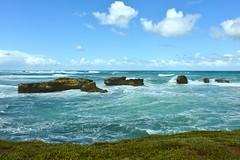 800_4522 (Lox Pix) Tags: twelveapostles australia victoria loxpix loxwerx landscape scenery seas seascape ocean greatoceanroad cliff clouds waves helicopter heritage
