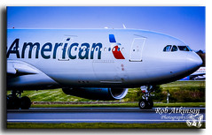 American Airlines (R0BERT ATKINSON) Tags: amercianairlines a330 manchesterairport manchester avation airbus robatkinsonphotography nikond7100 sigma150500 airport airliner airplane aircraft n279ay
