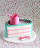 Half Birthday Cake fro Princess Maya (Poornima Nair) Tags: tastytreats bakeddelights princess cake princessparty princesscake pink birthday party celebrations halfbirthdaycake 6months
