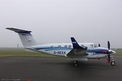 RVL Kingair B200GT G-REXA at Isle of Man EGNS 16/04/19 (IOM Aviation Photography) Tags: rvl kingair b200gt grexa isle man egns 160419