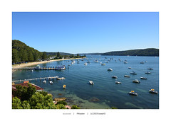 Anchored (Joseph@Oz) Tags: newsouthwales australia anchored boats pittwater sydney