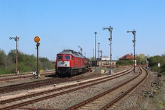 232 241 (nik Sentker) Tags: railroad railway spiegelei formsignal kesselwagen kesselzug bernburg köthen magdeburg train ludmilla br232