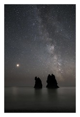 Milkyway on the copper coast 2 (kieran_russell) Tags: ballydowane astrophotography dungarvan waterford coppercoast