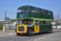 413. 952 JUB: Tyne & Wear PTE (chucklebuster) Tags: 952jub leeds city transport tyne wear pte aec regent roe