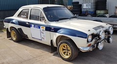 Ford Escort (Kenny Moore 63) Tags: ford escort mk1 rallycar