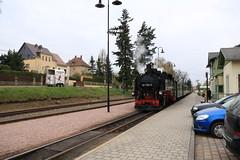 Lößnitzgrundbahn 99 1789 te Moritzburg (vos.nathan) Tags: br 99 baureihe lösnitzgrundbahn 1789 moritzburg