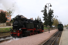 99 1789 te Moritzburg (vos.nathan) Tags: br 99 baureihe lösnitzgrundbahn 1789 moritzburg