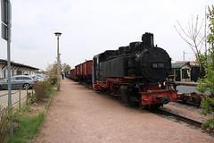 Lößnitzgrundbahn 99 791 te Radebeul (vos.nathan) Tags: br 99 baureihe lösnitzgrundbahn radebeul ost 791
