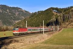 """1144 221 """"ÖBB"""" Niklasdord (Matthias Greinwald) Tags: öbb österreichische bundesbahn bahn personenzug zug 1144 nikalsdorf"""