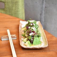 zuma06 (K _ _ _ _) Tags: zuma hongkong vegetarian restaurant