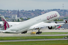 Qatar Airways - Airbus A350-1000 (MSN 241's first flight) (David B. - just passed the 7 million views. Thanks) Tags: a3501000 a350 airbus toulouse hautegaronne midipyrénées occitanie france avion aviation plane aircraft fwzgc 241 msn241 a3501000xwb airbusa3501000xwb airbusa3501000 airbusa3501041 qatar qatarairways