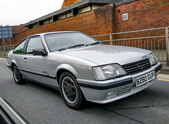 OPEL MONZA.3000 GSE (deltic17) Tags: opel monza opelmonza vauxhall classic car classiccar fast silver gse phonepic mobile historic