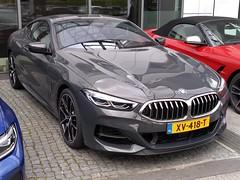 2019 BMW M850i Coupé (harry_nl) Tags: netherlands nederland 2019 dordrecht bmw m850i 8er coupé xv418t sidecode9