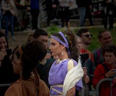Bellezza (Colombaie) Tags: xvii natalediroma roma natalidiroma festeggiamenti fondazione città parata sfilata costumi storici 22aprile donna donne femmina bella bellezza colore