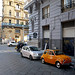 Fiat 500, Napoli, Italia