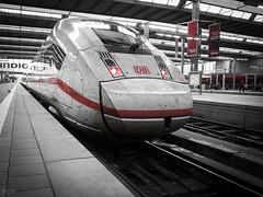 ICE4 (-BigM-) Tags: münchen hauptbahnhof railway eisenbahn station bayern db bigm deutsche bahn germany deutschland ice intercity express