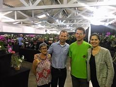 113ª Exposição de Orquídeas de Curitiba