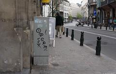 Sperm ... (BenoitGEETS-Photography) Tags: sperm sperme graf grafiti grafitti graffiti bruxelles brussels sexualtown streetphoto a6000 sony