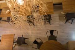 Sala Cal Trapella (brujulea) Tags: brujulea restaurantes bares barcelona cal trapella cuina mercat sala