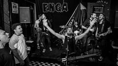 The Regent (morten f) Tags: regent band konsert concert black white brennvidde foto konsertfoto monochrome svart hvitt 2019 enga pub punk oslo norge norway rise against cancer