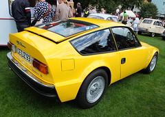 Alfa Romeo Junior Zagato 1300 GT (Zappadong) Tags: alfa romeo junior zagato 1300 gt celle 2017 zappadong oldtimer youngtimer auto automobile automobil car coche voiture classic classics oldie oldtimertreffen carshow