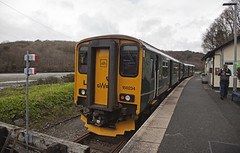 150234 Looe 04/04/2019 (Flash_3939) Tags: 150234 class150 dmu dieselmultipleunit gwr greatwesternrailway looe branch cornwall loo 2l83 station fosw rail railway train uk april 2018