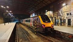 221128 Penzance 03/04/2019 (Flash_3939) Tags: 221128 class221 voyager crosscountry demu penzance night dark xc pnz 2c80 station fosw rail railway train uk april 2018