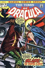 The Tomb of Dracula (Jonathan Clarkson) Tags: the tomb dracula vampires blood comic books comics 1970s