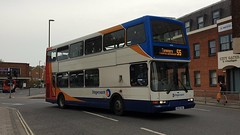 Stagecoach South 16933 (SP05 FKG) Chichester 23/4/19 (jmupton2000) Tags: sp05fkg volvo east lancs stagecoach south uk bus southdown coastline